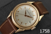 1758-ETERNA MATIC 50th ANNIVERSARY LIMITED 18K PINK GOLD